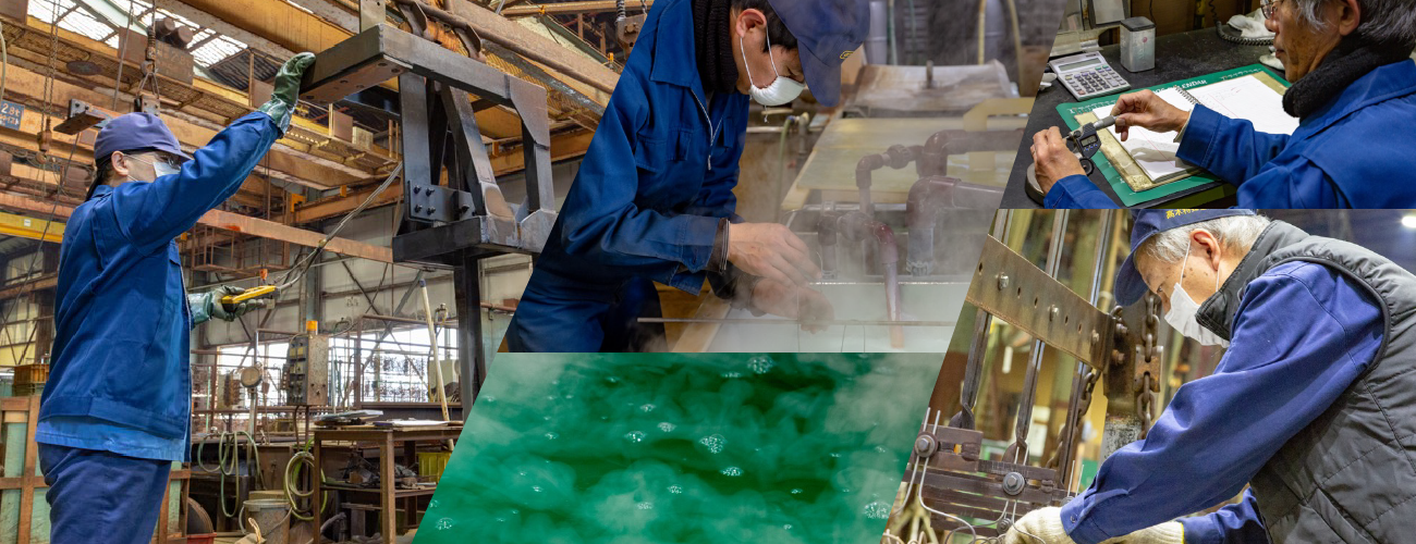 潤滑性、耐摩耗性、耐食性の向上など 製品の物性値を上げたい場合は高木特殊工業にご相談ください!  メッキ技術には自信があります!